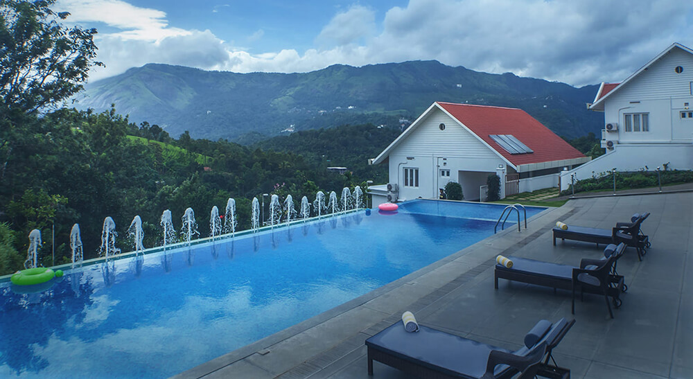 best eco friendly resorts in munnar
